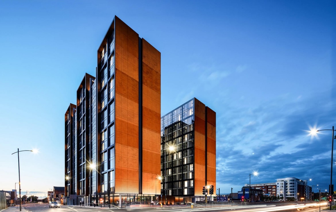 The Metalworks | Luxury New Apartments For Sale ...