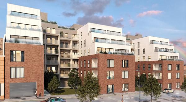 Pearman Court | London Commuter Apartments For Sale | Luton - Property Investor Market ©